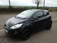 2016 (16) Ford Ka 1.2 Black Edition