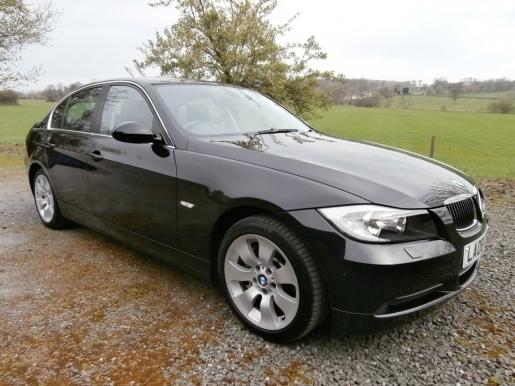 2008 (08) BMW 330d SE Auto