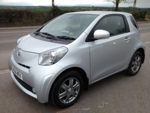 2014 (14) Toyota iQ