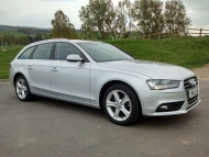2012 (12) Audi A4 Avant 2.0TDi SE Technik [177]