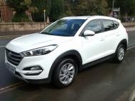 2017 (66) Hyundai Tucson 1.7CRDi SE 2WD