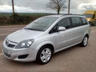 2013 (63) Vauxhall Zafira 1.7CDTi Exclusiv