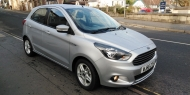 2016 (66) Ford Ka+ 1.2 Zetec