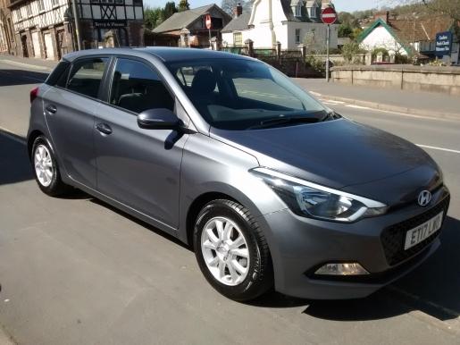 2017 (17) Hyundai i20 1.2 SE