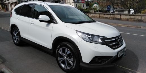 2014 (14) Honda CRV 1.6D-Tec SR Nav