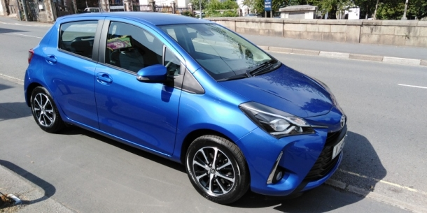 2019 (19) Toyota Yaris 1.5VVT Icon Tech