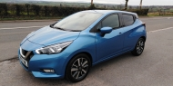 2017 (67) Nissan Micra .9 iG-T N-Connecta