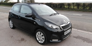 2014 (64) Peugeot 108 1.0 Active Top