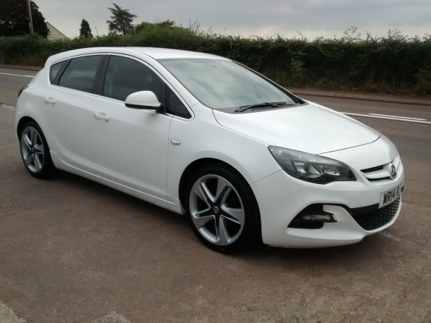 2014 (14) Vauxhall Astra 1.6 Limited Edition