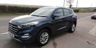 2018 (18) Hyundai Tucson 1.6GDi BlueDrive SE 2WD