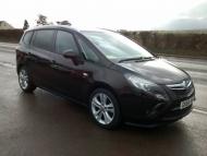 2015 (65) Vauxhall Zafira Tourer 1.4T SRi
